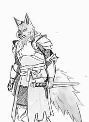 Wolf of War(den)