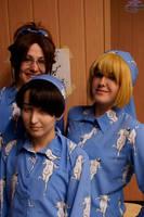 Shingeki no Pajamas by MsDL
