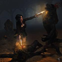 Wolf-Slayer-2 by tab109