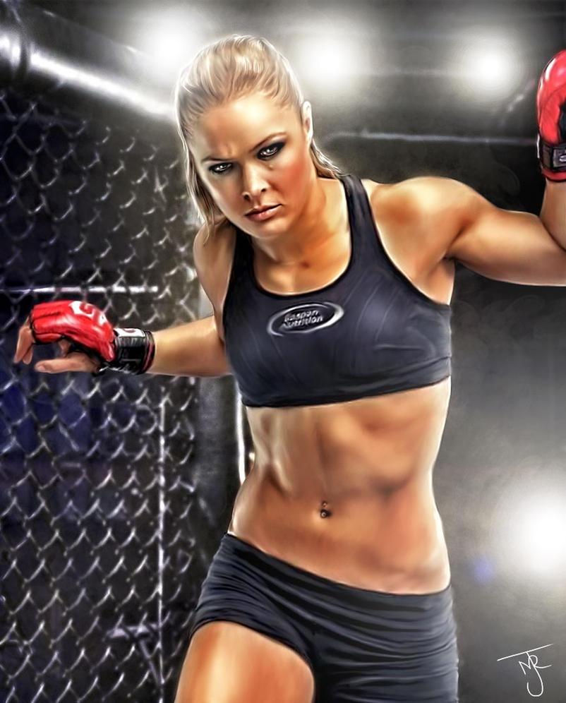 Rowdy Ronda Rousey