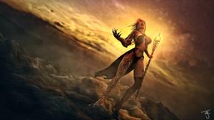 Dragon Magic by tab109