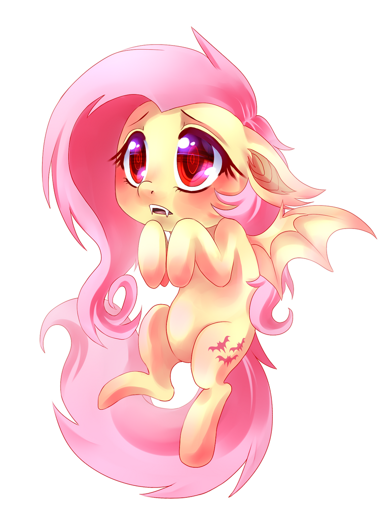 Flutterbat - may i have some juice? by R0TII