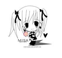 Death Note: Misa by KinkyKadaj