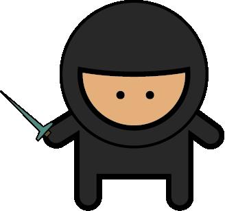 My First Ninja Draw by Hidebody