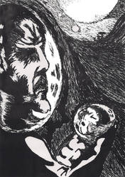 Born on Mars by phillebovsky