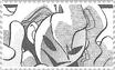 Stamp : Masked Man by LeafyBear