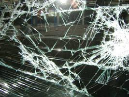 broken glass stock 1 by EmzazasStock