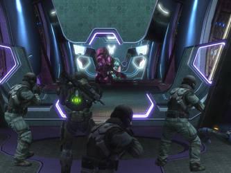 Halo Reach Screenshots on UNSC-EchoCompany - DeviantArt