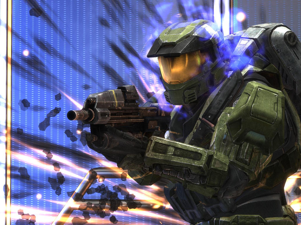 Halo reach master chief by purpledragon104 on deviantart - Master chief in halo reach ...