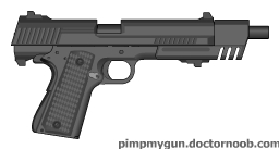 Weapons: GC-22 by purpledragon104