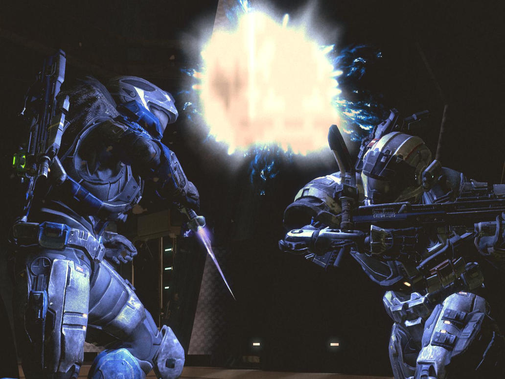 Halo Reach: Last Battle by purpledragon104