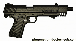 Weapons: GC-22 Reaper by purpledragon104
