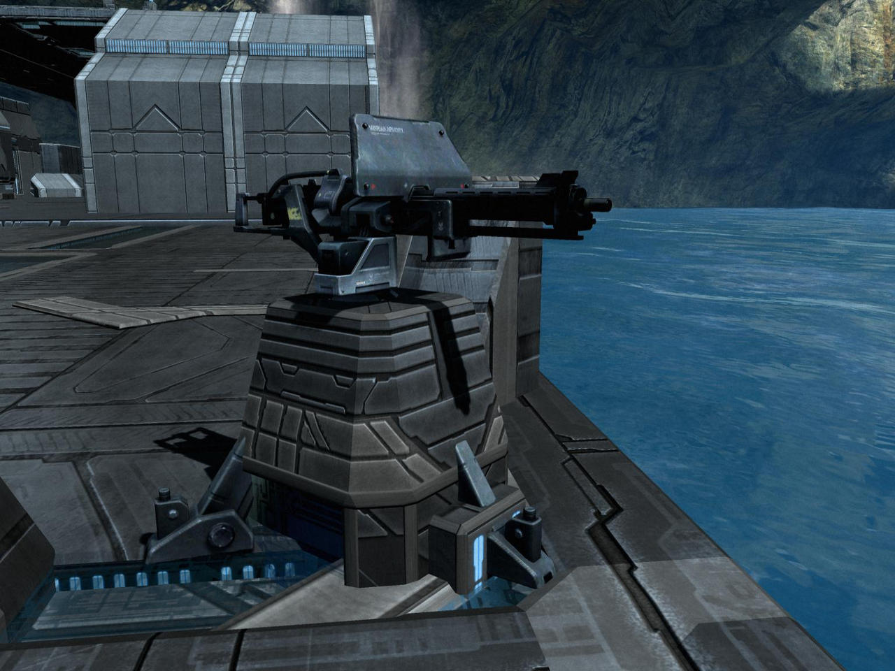 halo machine gun