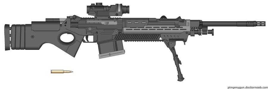 Weapons: TR-65 by purpledragon104