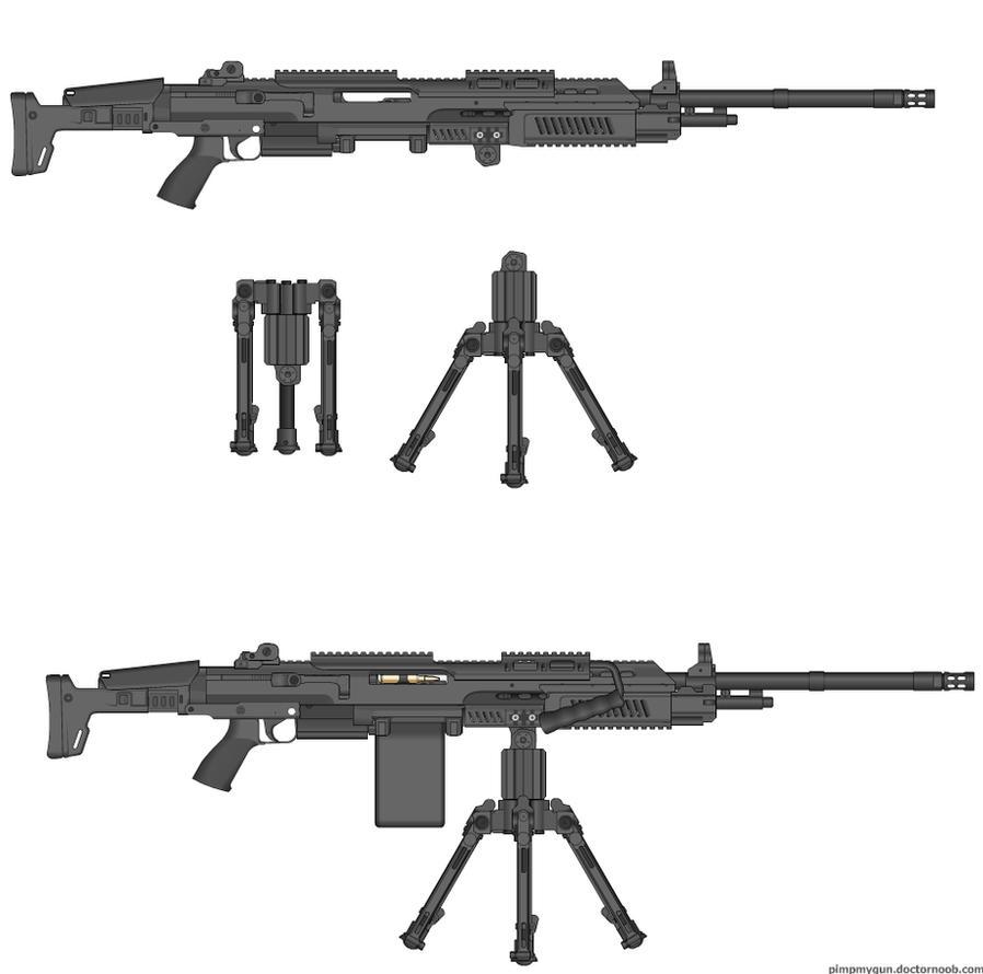 Weapons: HYU-79 by purpledragon104