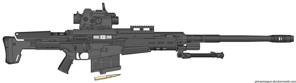 Weapons: JOC-23 by purpledragon104