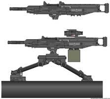 Weapons: Mark-88 by purpledragon104
