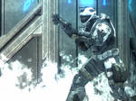 Halo Reach: Through the Fire And Ice
