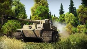 War Thunder: Sunshine Tiger