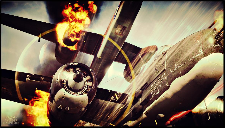 War Thunder: Overhead (Contest Winner) by purpledragon104