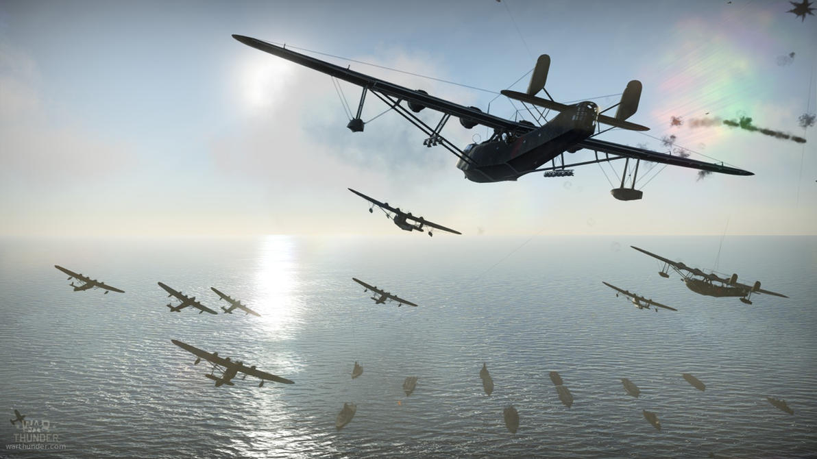 War Thunder: The Risen Sun by purpledragon104