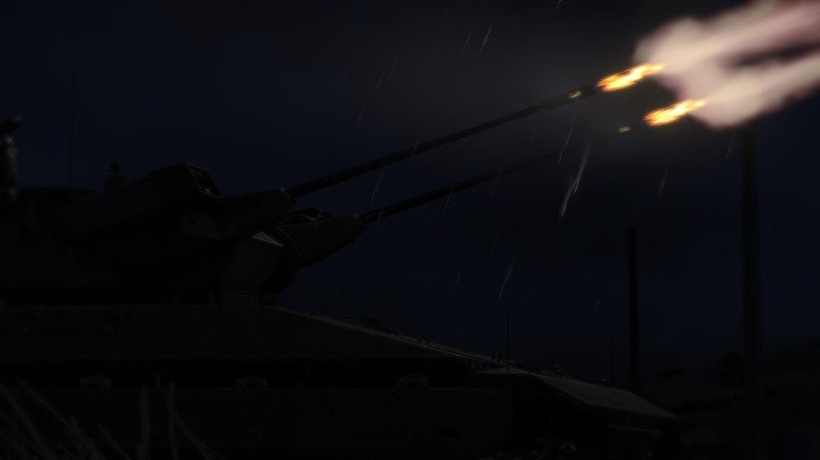 ARMA 3: Howl of The Night by purpledragon104