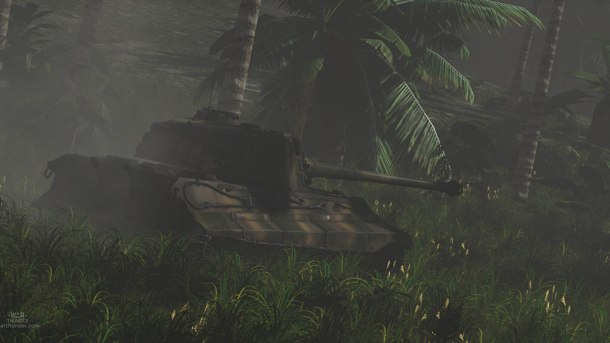 War Thunder: Predator by purpledragon104