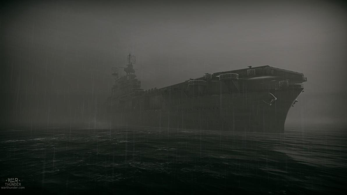 War Thunder: Grey Ghost by purpledragon104