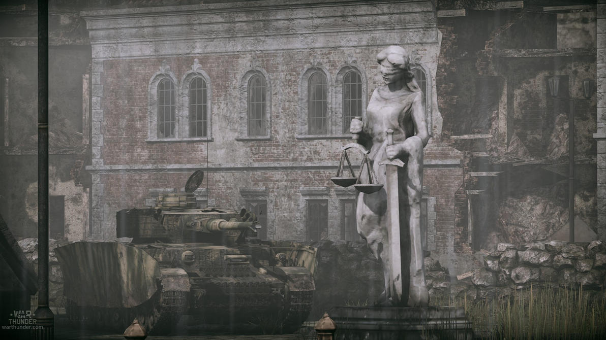 War Thunder: Machine and Balance by purpledragon104