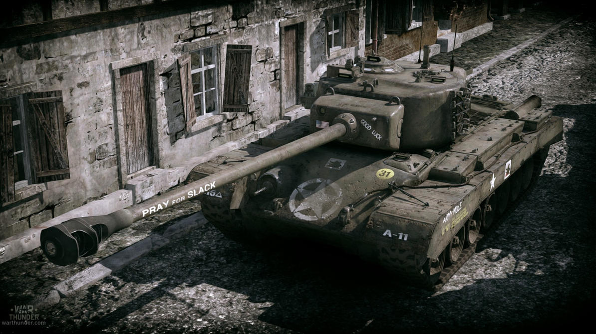 War Thunder: Urban Brawler by purpledragon104