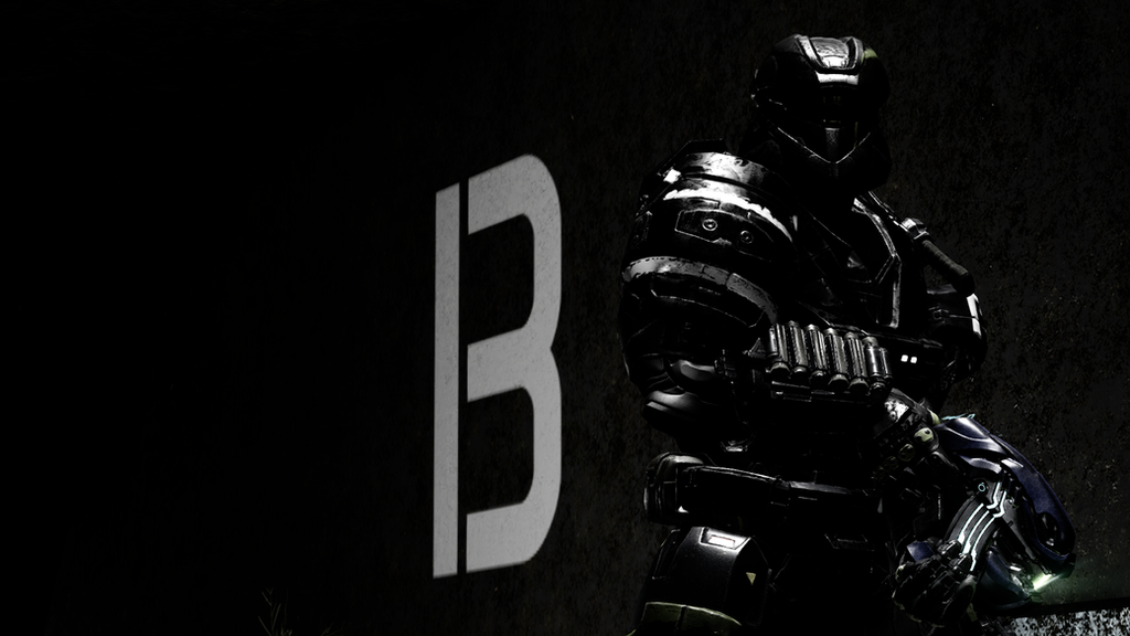 Halo 5: B by purpledragon104