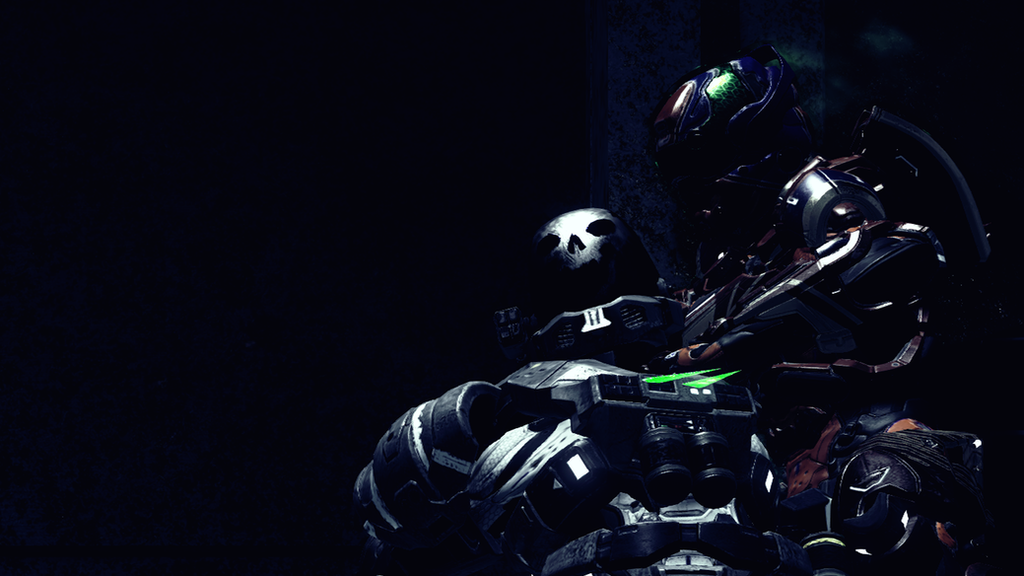 Halo 5: Blindside by purpledragon104