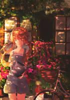 Gardening by Cu-ry