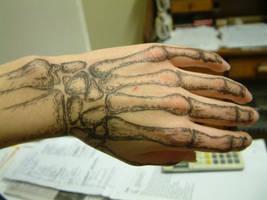 Bones by celluloid-dream