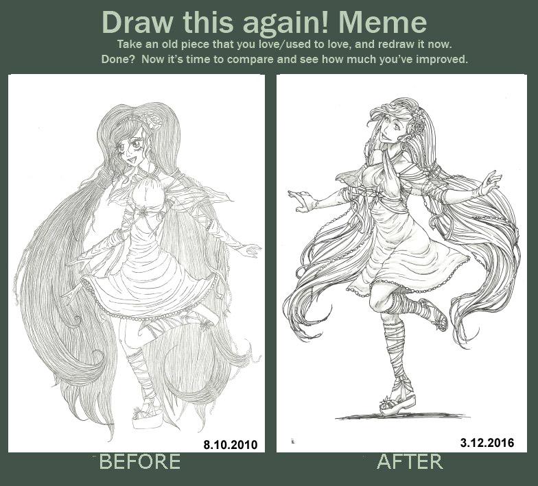 Draw this again by MidoriBara