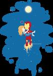 Iron Man 'n' Pepper