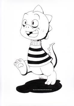 Inky - Monster Kid