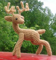 My little deer by Pickleweasel360
