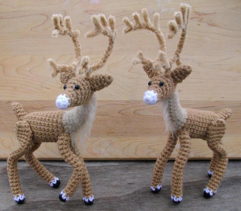 Reindeer by Pickleweasel360
