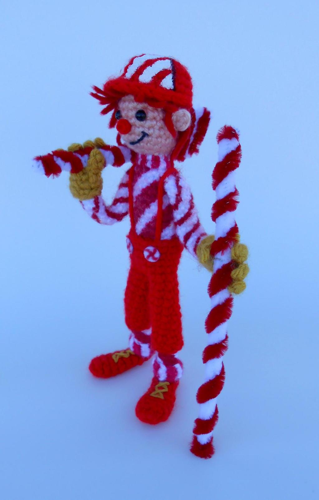 Candyland: Mr. Mint by Pickleweasel360
