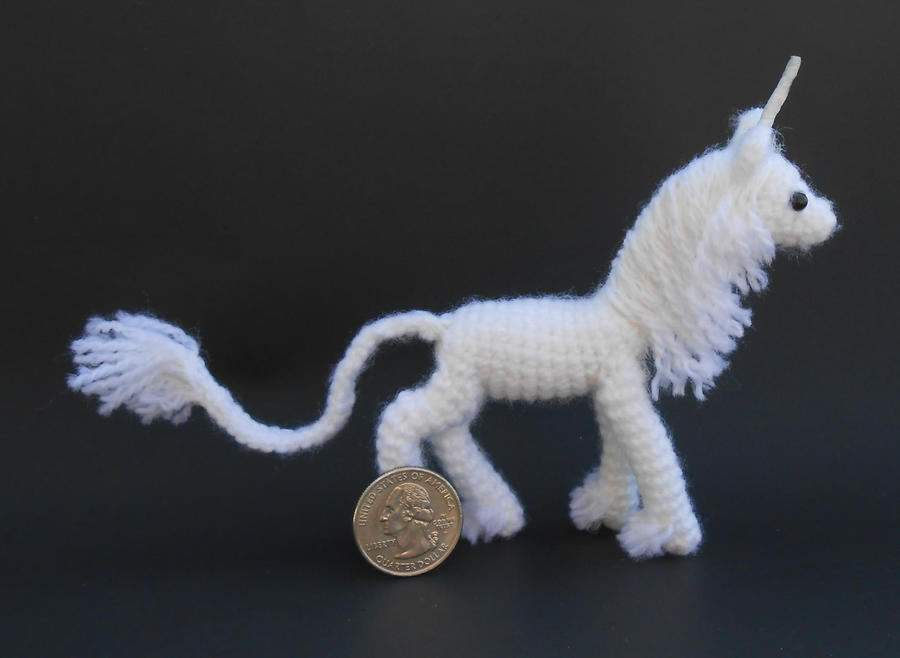 Tiny Unicorn by Pickleweasel360