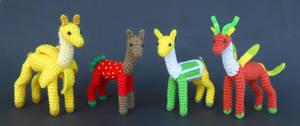 Fruit Llamas: New Batch