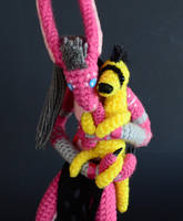 [Comm] Hasen and Reetah by Pickleweasel360