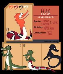 Flax CC [Villager - Raider]