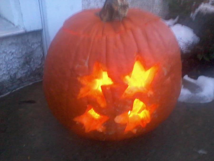 Vegeta Pumpkin Carving: Four Star Dragon Ball Pumpkin Carving By Ryu-ken-duo1991