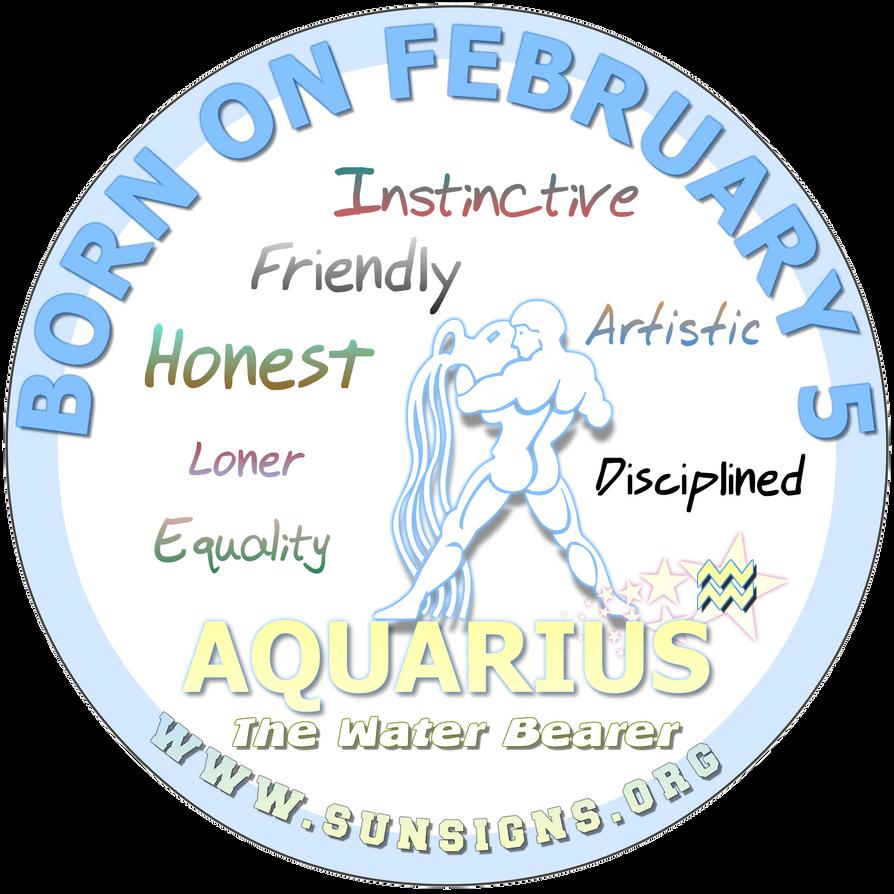 February Birthday Sign