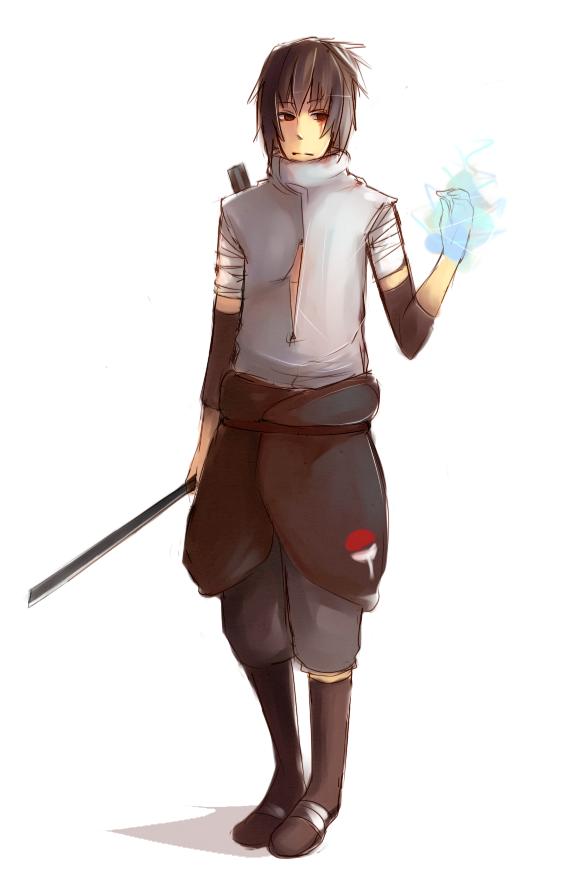 Sasuke's New Outfit by kanaru on DeviantArt