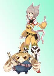 Nia and Tora