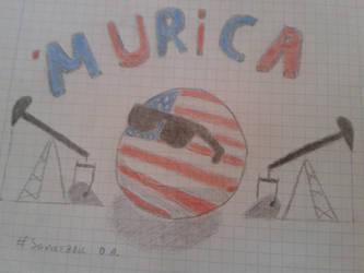 'Murica got some oil by Sovietball