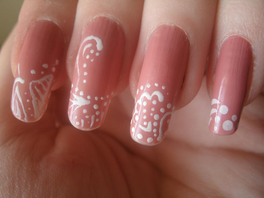 Nail Swirl Designs Gallery Easy Nail Designs For Beginners Step By